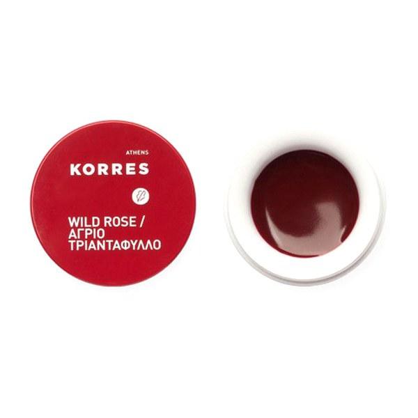 KORRES Wild Rose Lip Butter (6g)