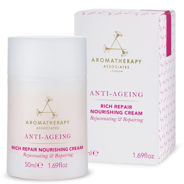 Aromatherapy Associates Anti-Age Rich Repair Nourishing Cream (50ml)
