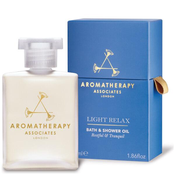 Aromatherapy Associates Light Relax Bath & Shower Oil 1.9 oz.