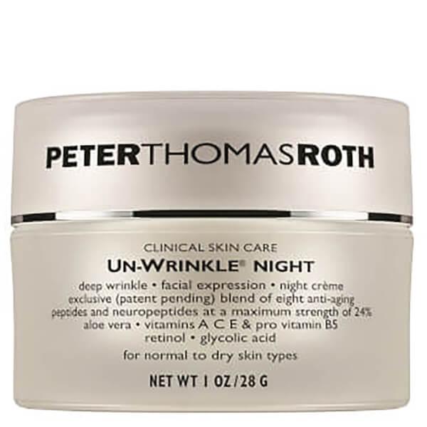 Peter Thomas Roth Un-Wrinkle Night crème de nuit anti-rides 30ml