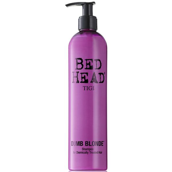 Shampoing cheveux blonds Tigi Bed Head Dumb Blonde 400ml