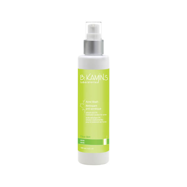 B. Kamins Hydrating Acne Wash 237ml