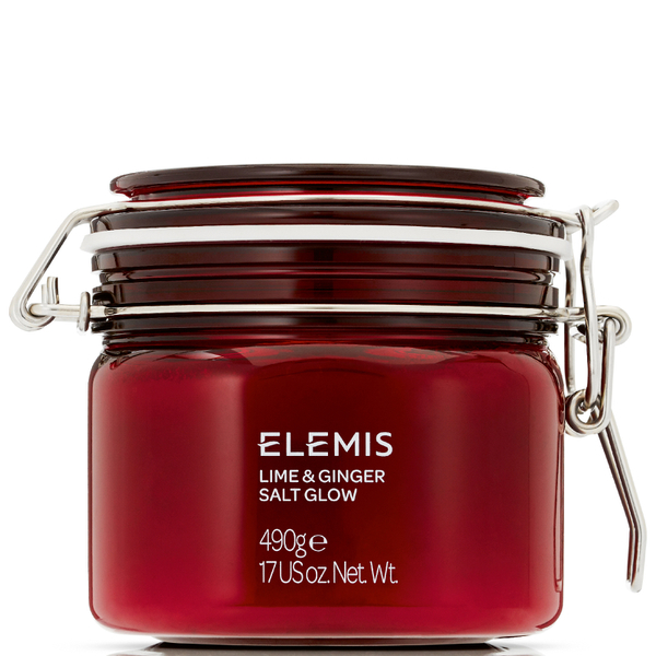 Elemis Exotic Lime And Ginger Salt Glow - 490g