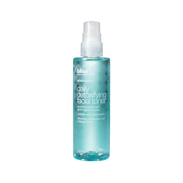 bliss Daily Detoxifying Facial Toner (200ml)