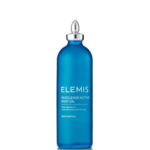 Elemis Musclease Active huile corporelle relaxante (100ml)