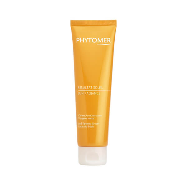 Phytomer Sun Radiance Self-Tanning Face & Body Cream 125ml