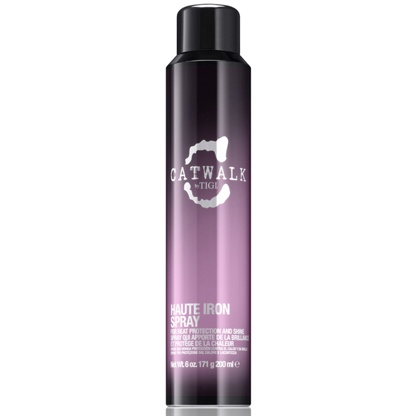 Spray protecteur Tigi Catwalk Sleek Mystique Haute Iron 200ml