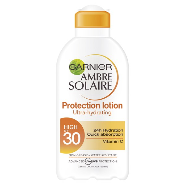 Garnier Ambre Solaire Lait SPF30 (200ml)