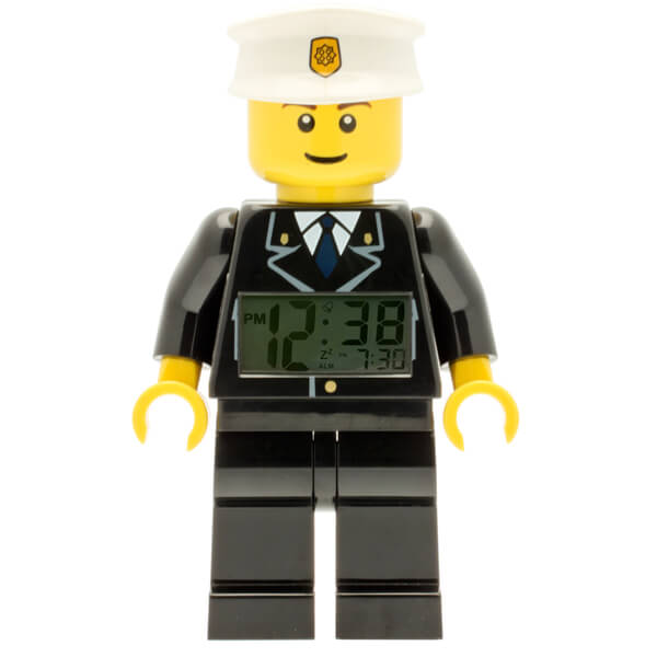 LEGO City : Horloge Policier
