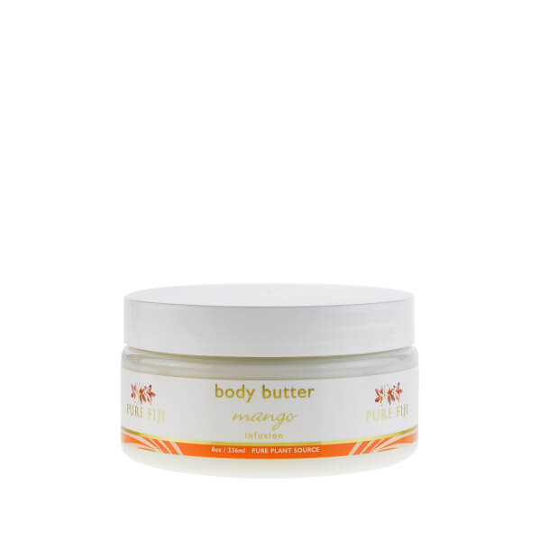Pure Fiji Body Butter Mango - 8oz