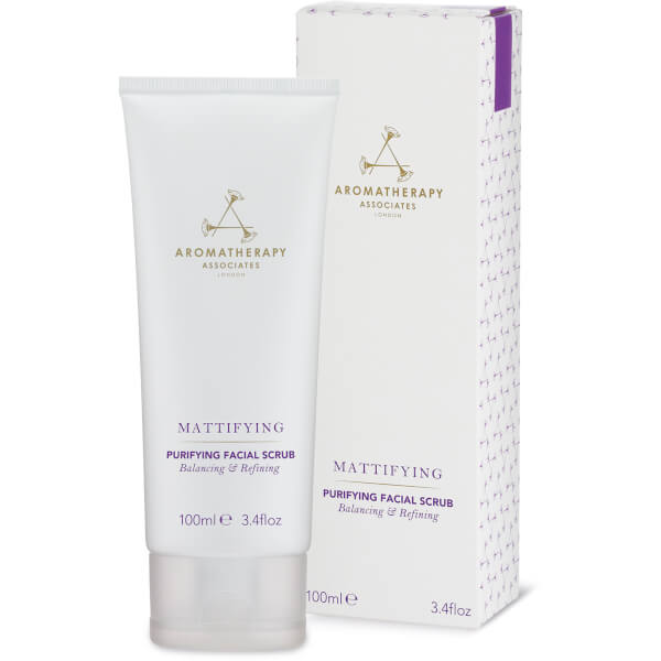 Aromatherapy Associates Essential Skincare Purifying Facial Scrub (100 ml)