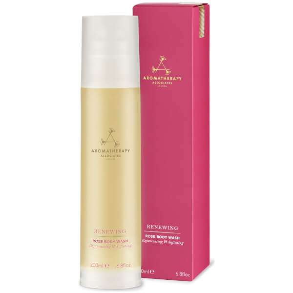 Aromatherapy Associates Renew Rose Body Wash (7 oz.)