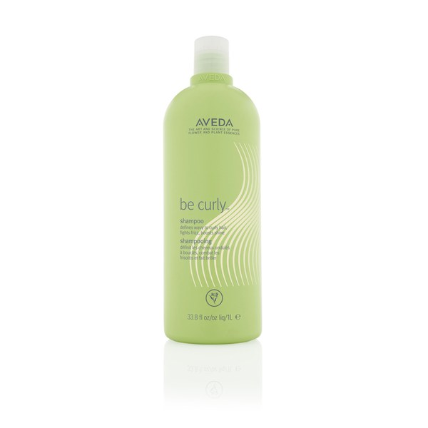 Aveda Be Curly Shampoo (1000 ml) - (verdt £ 70.00)