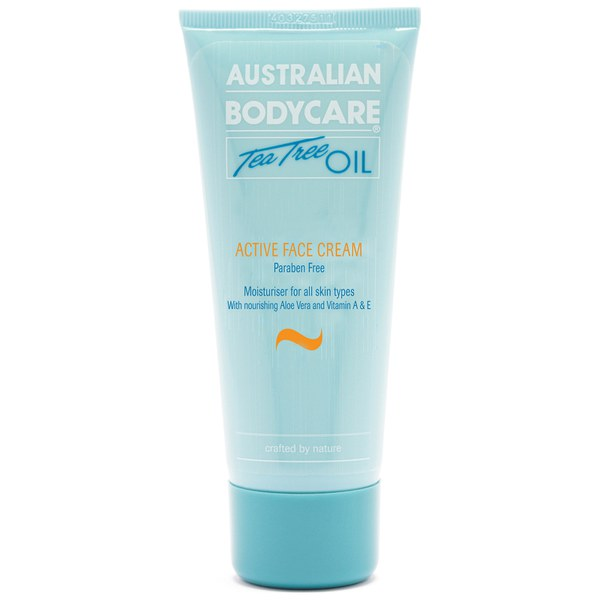 Crema facialActive Face Cream de Australian Bodycare (50 ml)