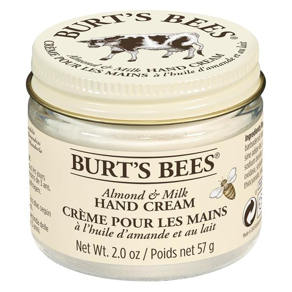 Crème pour les mains lait et amande Burt's Bees 57 g