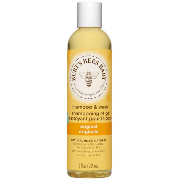 Burt's Bees Baby Bee Shampoo & Body Wash (235ml)