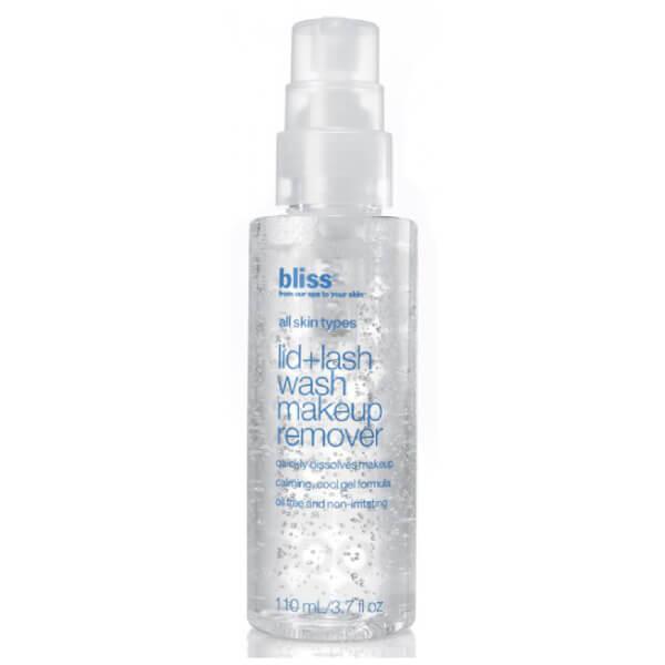 bliss Lid & Lash Wash Makeup Remover (110ml)