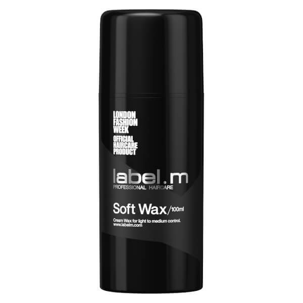 Cera moldeadora fijación suave label.m SOFT WAX (100ML)