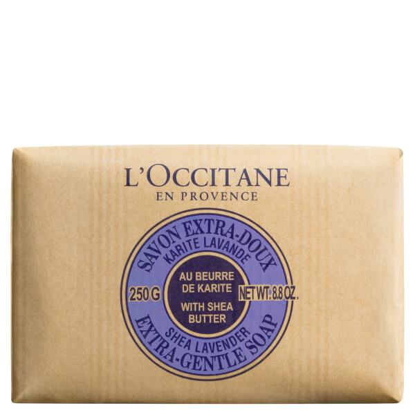 L'Occitane Shea Butter Soap - Lavender (250g)