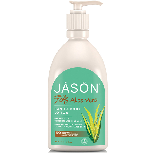 JASON Aloe Vera 70% All Over Body Lotion (16 oz.)