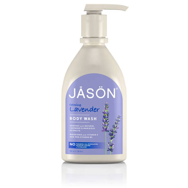 JASON Lavender Satin Shower Body Wash (30 oz)