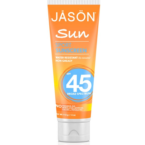 JASON Sports Sunscreen Broad Spectrum SPF45 113g