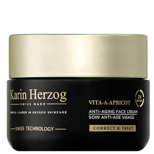 Karin Herzog Vita-A-Apricot Anti Ageing Cream (50ml)
