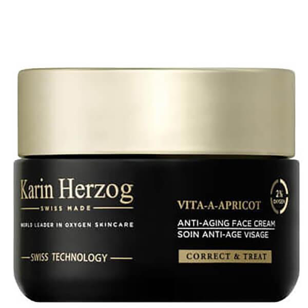 Karin Herzog Vita-A-Apricot Anti Ageing Cream (2 oz)