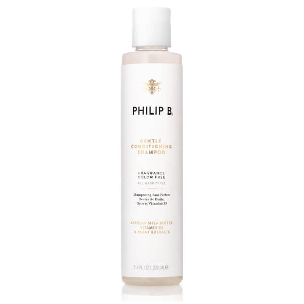 Philip B African Shea Butter Gentle & Conditioning Shampoo (7oz)
