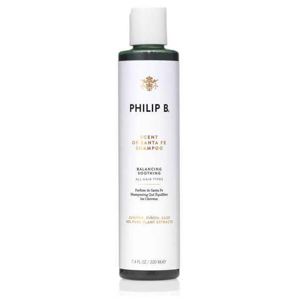 Philip B Scent of Santa Fe Balancing Shampoo (220ml)