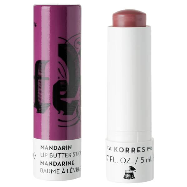 Baume lèvres en stick Spf15 de KORRES - Violet