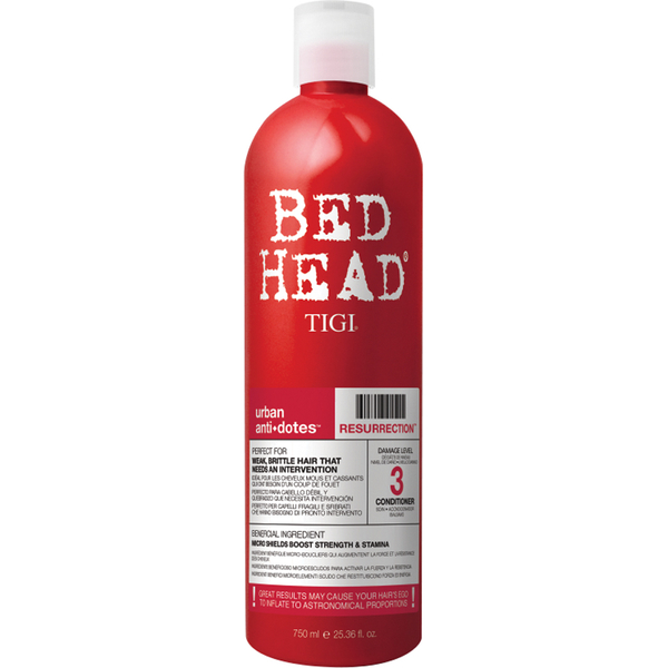Après-shampooing réparateur Tigi Bed Head Urban Antidotes - Resurrection (750ml)