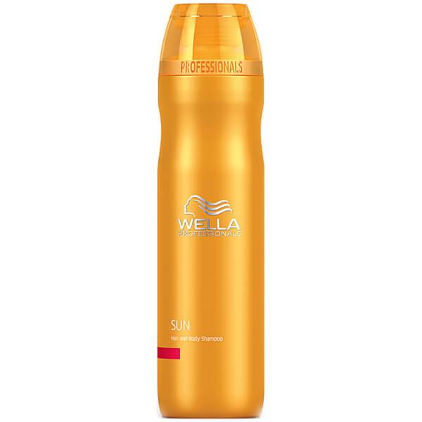 WELLA LIFETEX SUN HAIR & BODY SHAMPOO (250ml)