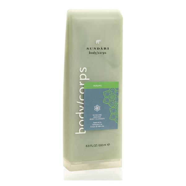Sundari Neem & Manuka Body Cleanser (200ml)