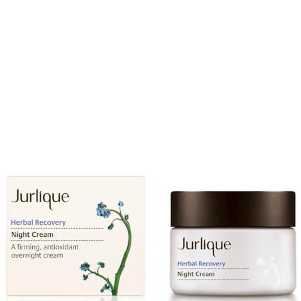 Crème de nuit réparatrice aux extraits des plantes JURLIQUE HERBAL RECOVERY (50ML)