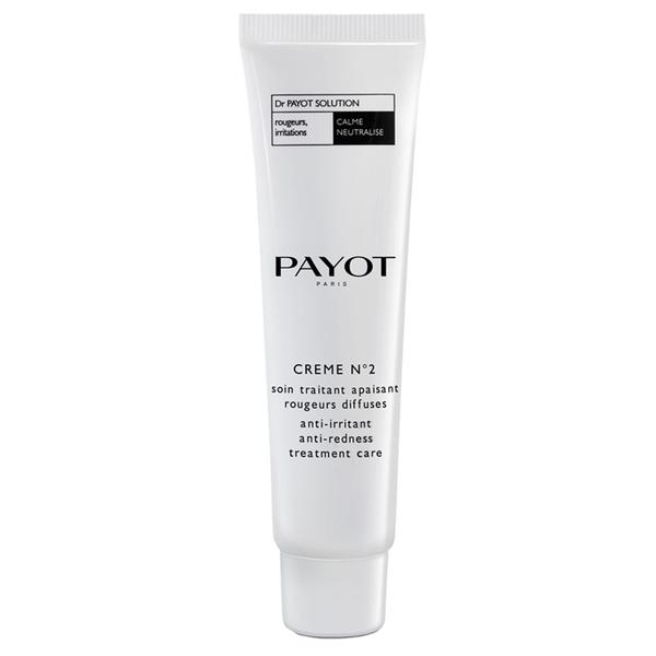 PAYOT Crème N°2 Soin Traitant Apaisant Rougeurs Diffuses Anti-Irritant (30ml)