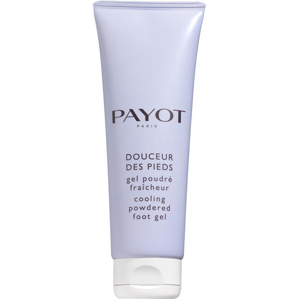 Douceur Cooling Powdered Foot Gel de PAYOT 125 ml