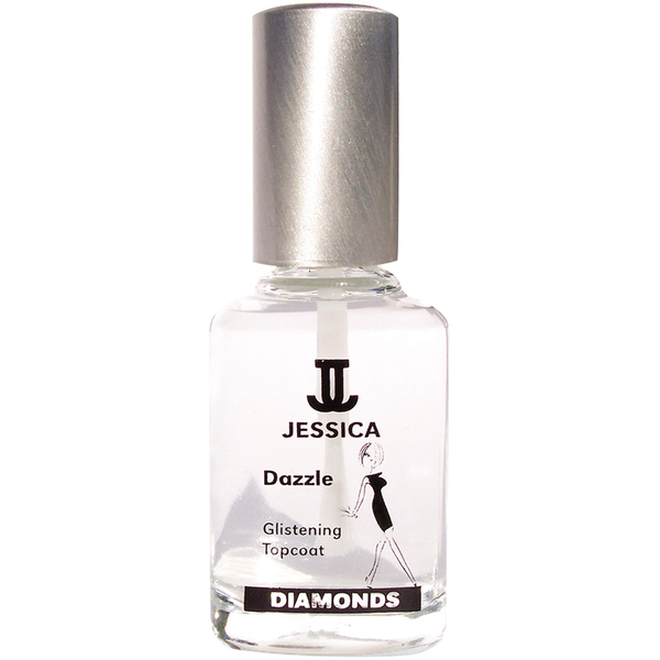 Jessica Diamonds Dazzle Topcoat (15ml)