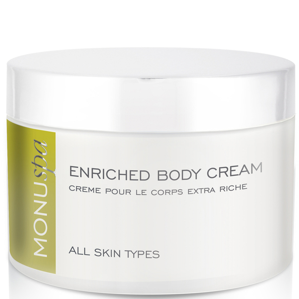 MONU Enriched Body Cream (7 oz)