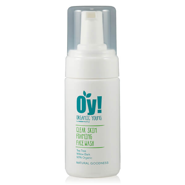 Green People Oy! Foaming Anti-Bac Face Wash (3 oz)