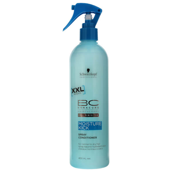 Bc Hairtherapy Moisture Kick Spray Conditioner (400ml)