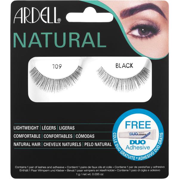 Ardell Natural 109Faux-cils Noir