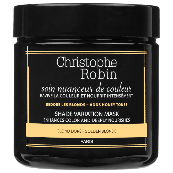 Christophe Robin Shade Variation Care - Golden Blond (250ml)