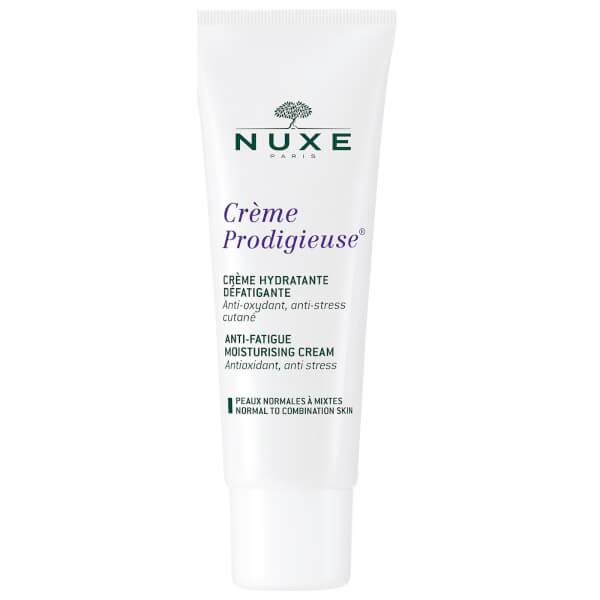 Crème hydratante Crème Prodigieuse Anti Fatigue de NUXE pour peaux normales/mixtes. (40ml)