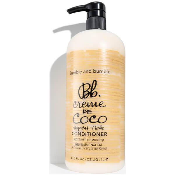Après-shampooing Bumble and bumble CREME DE COCO 1000ml