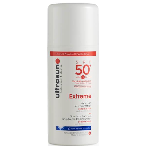 Crème solaire ULTRASUN ULTRA SENSITIVE 50+ - Protection très haute (100ML)