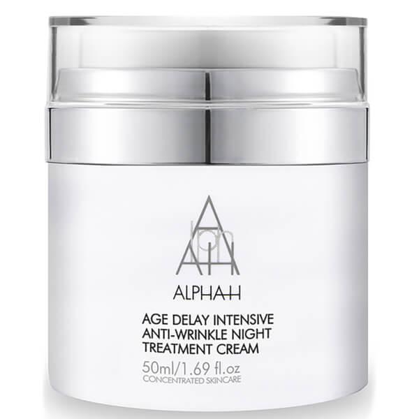 Alpha-H Age Crème de Nuit Anti-Rides Delay Intensive (50ml)