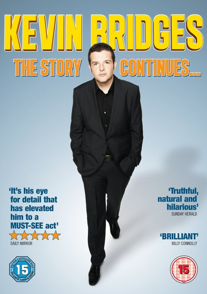 Kevin Bridges: The Story Continues