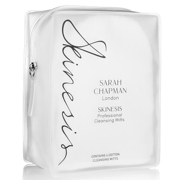 Sarah Chapman Skinesis Professional gants nettoyants (x4)