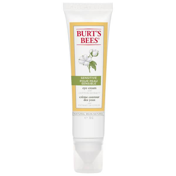 Burt's Bees Sensitive crème pour les yeux 10g